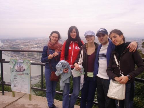 Gruppe Budapest